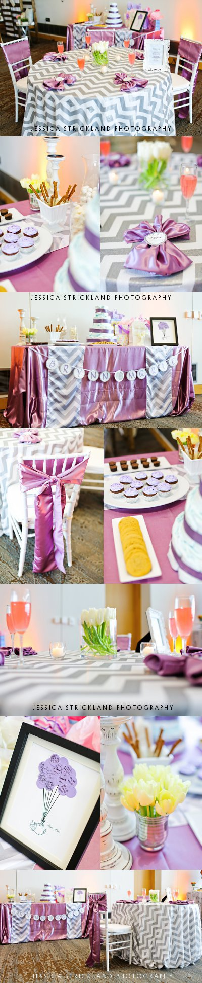 Art of the Table 2014 Ruffles and Roses Baby Shower Table Design